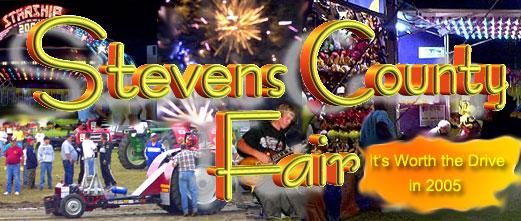 Stevens County Fair - Morris,MN