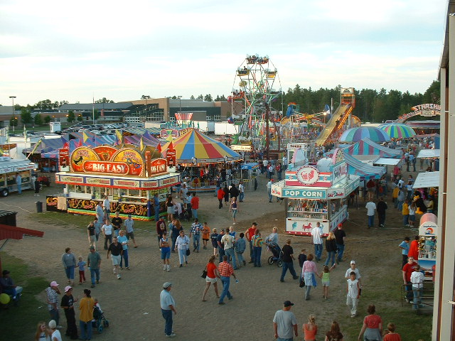 Minnesota's Traveling Carnival